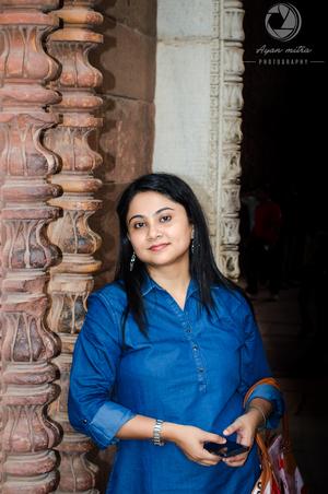 Gargi Mitra Travel Blogger
