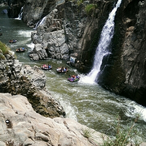 A Trip to Hogenakal Falls