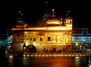 Amritsar: Patriotism, Religion and Fooood