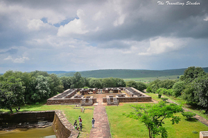Sanchi: Stupa, Antiquity, Enlightenment