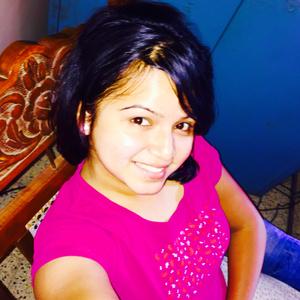 Sabrina D'Mello Travel Blogger