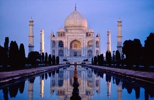 Popular Historical Place in India: Taj Mahal