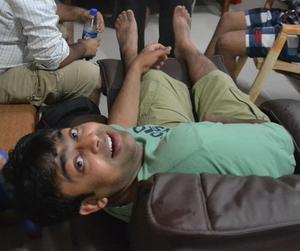 Shashank P Travel Blogger