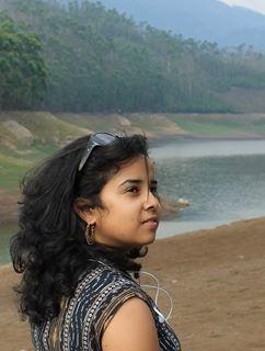 Disha Sahu Travel Blogger