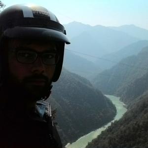 Chetan Sindhu Travel Blogger