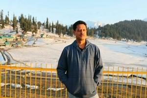 Amarjitsinh Jadeja  Travel Blogger