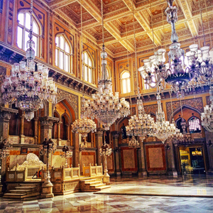 being Hyderabadi  - chowmahal palace