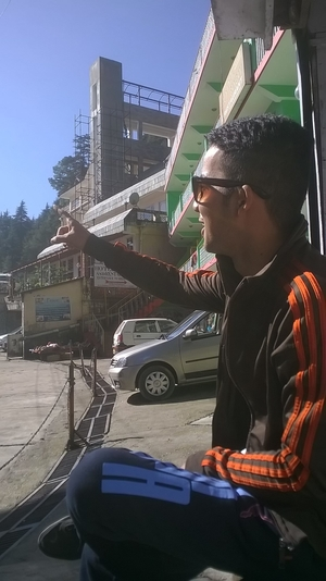 ROAD TRIP...****The Himachal Diaries****