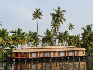 Alleppy – The houseboat sojourn