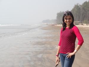 Ava Mishra Travel Blogger