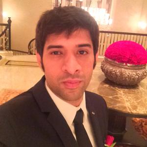 Kishan Bherwani Travel Blogger