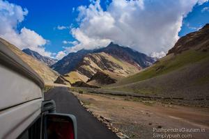 Manali-Leh-Manali Road Trip
