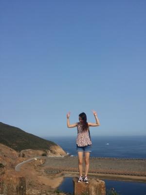 Andrea Lam Travel Blogger