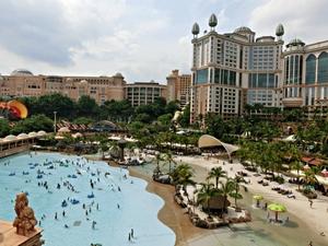 Malaysia - Fun in Sunway Lagoon