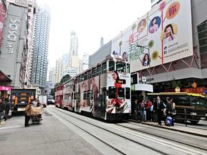 Hong Kong + a day in Macau
