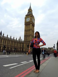 Meghana Sridhar Travel Blogger