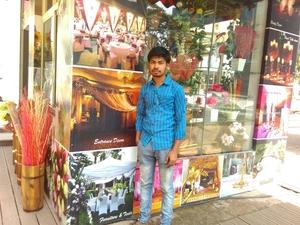 karthik Kumar G.V Travel Blogger