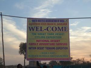 Jaisalmer Desert Trek & Jodhpur Trip (Dec.-2014)