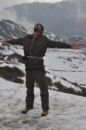 Bhargav Vyas Travel Blogger