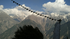 Beauty of Kinnaur Valley