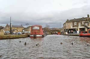 Two Hours in Skipton, North Yorkshire