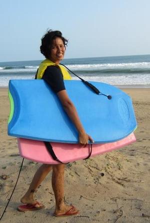 Tapashi Devchoudhury Travel Blogger