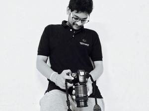 Nikunz Naidu Travel Blogger