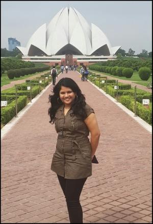 Ananya Agarwal Travel Blogger