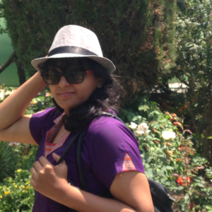 Megha Damani  Travel Blogger