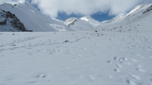 Stok Kangri Trek - In Winters