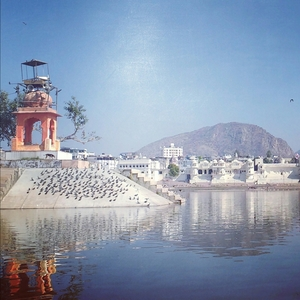A Short Affair with Pushkar