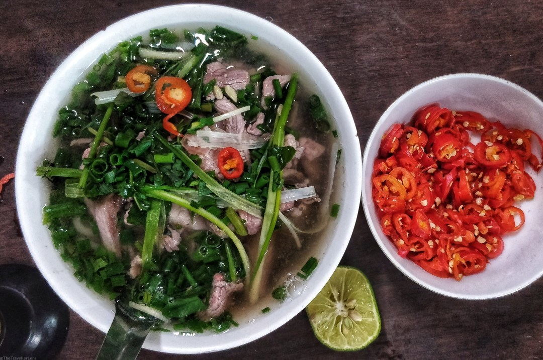 Your Guide to Hanoi Street Food