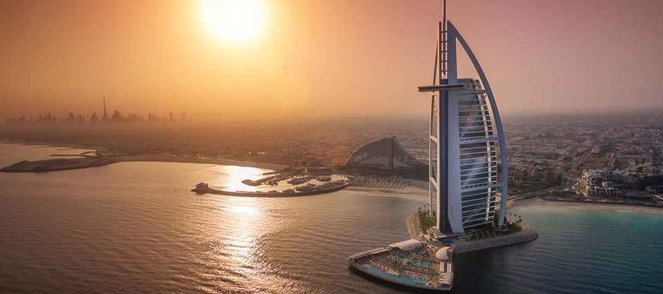 Have The Honeymoon Of A Lifetime At Burj Al Arab Jumeirah - One Of The World's Most Luxurious Hotels