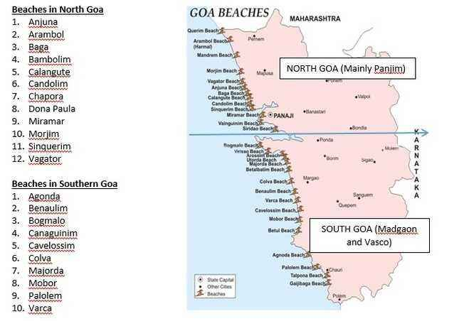 Places To Visit In Goa Best Places To Visit In Goa In 3 4