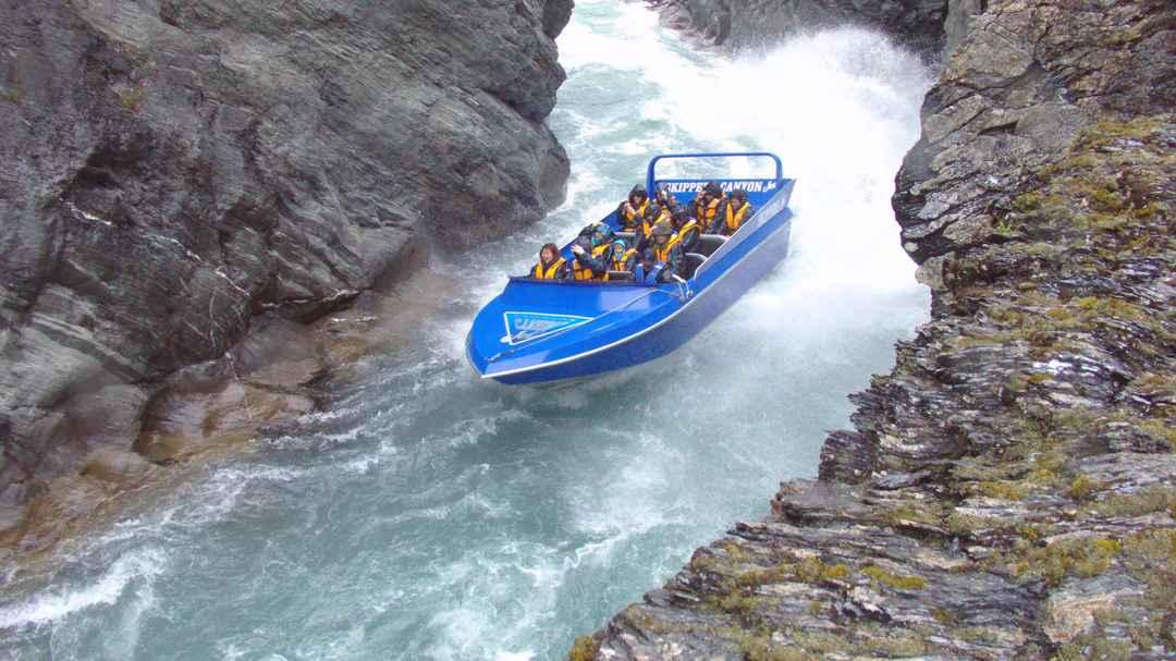 100% Pure New Zealand- The Adventurer's Destination