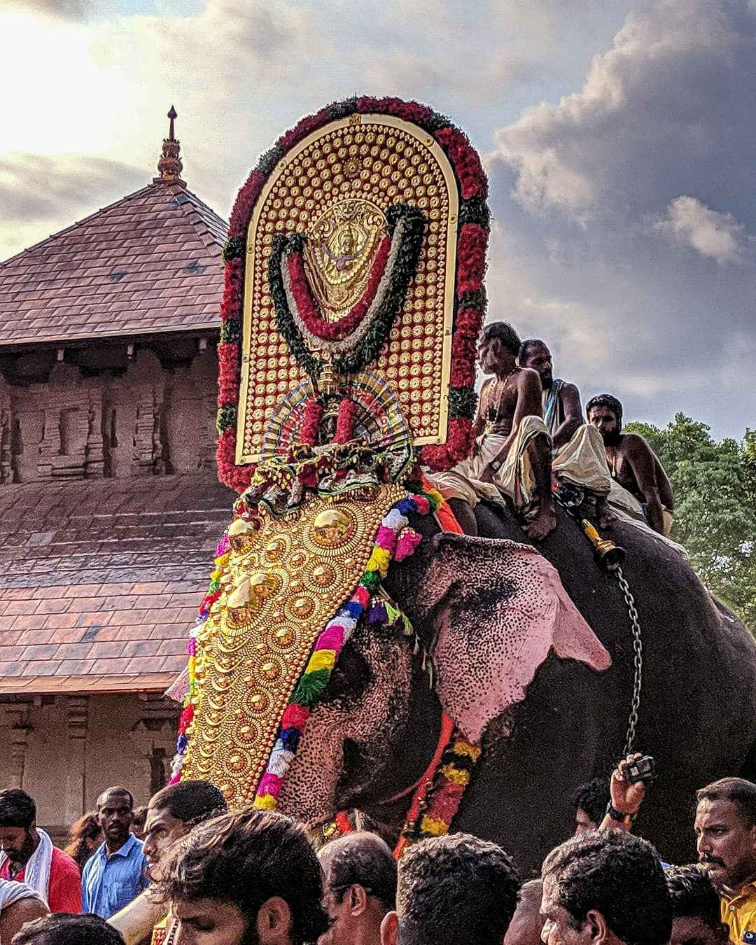 thrissur munnar pooram 2k19 allepy kochi own country tripoto kerala alleys discovering calling god