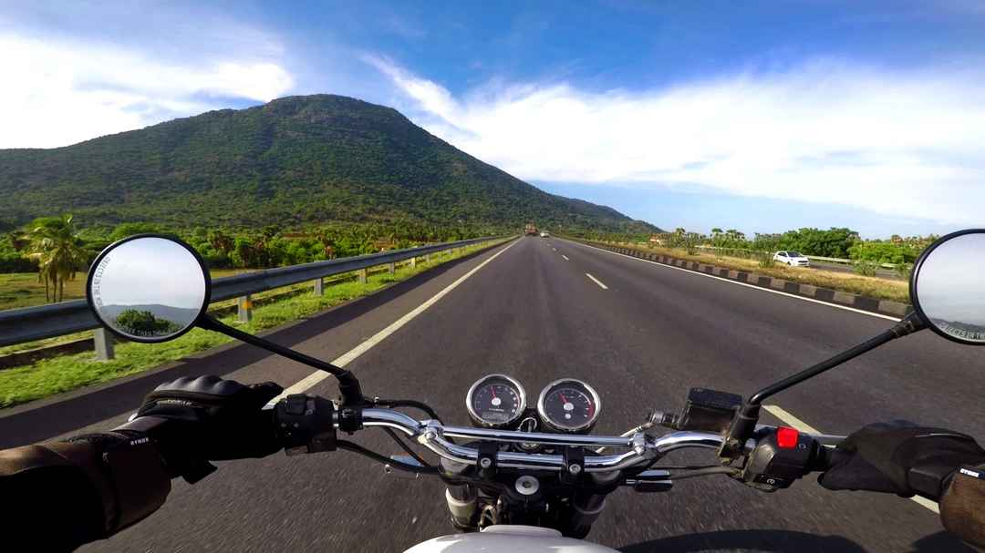 Yercaud - Solo ride to Poor Man's Ooty