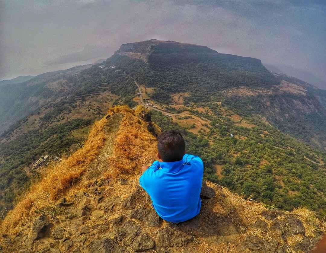A Day Trek To Lohagad Fort-Visapur Fort (Lonavala, Maharashtra)