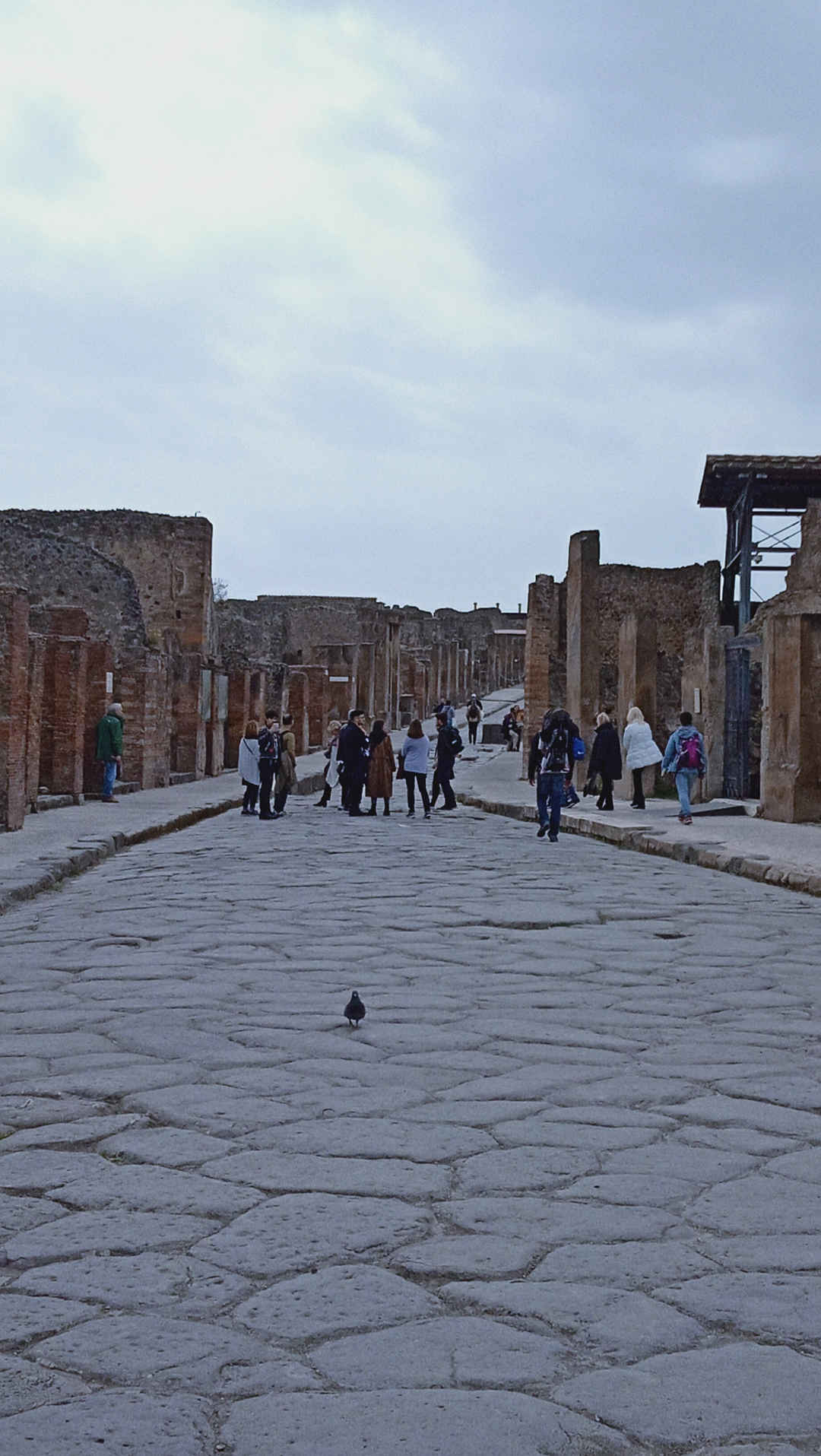Go back in Time in the Lost City of Pompeii