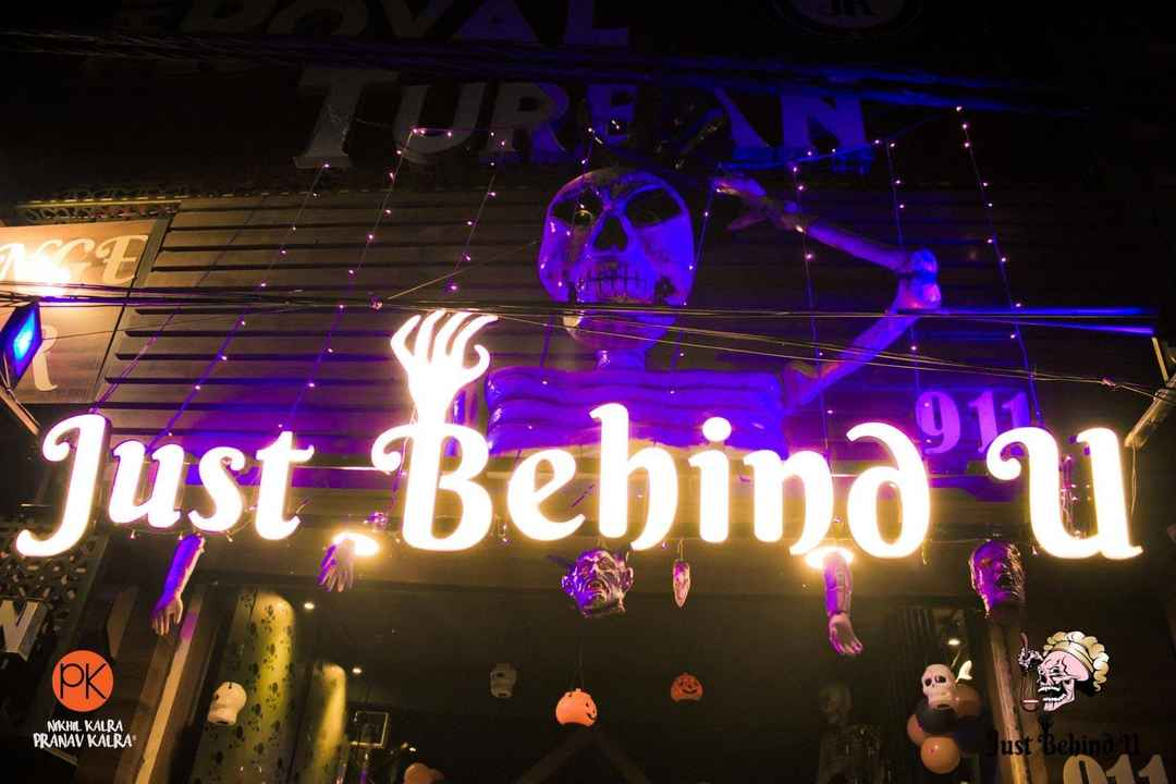 Head to This Horror Themed Restaurant in Delhi for the Ultimate Adrenaline Rush!