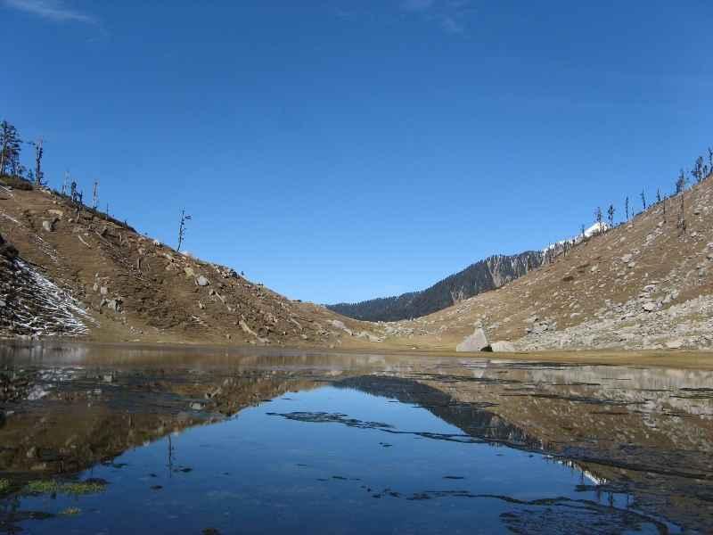 Treks around Dharamshala that are not Triund