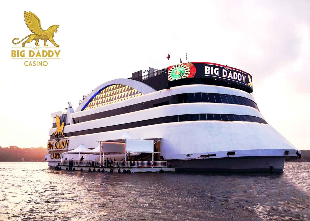 Goa Diaries: Asia's Newest & Largest Casino 'Big Daddy Casino'