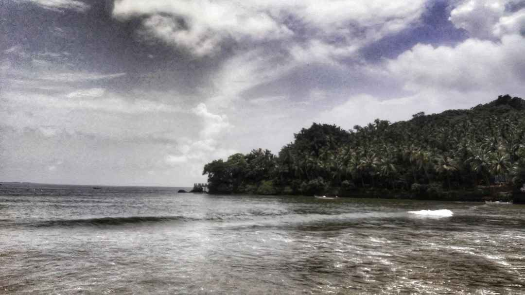 The Hidden Beauty in Goa - Hollant Beach