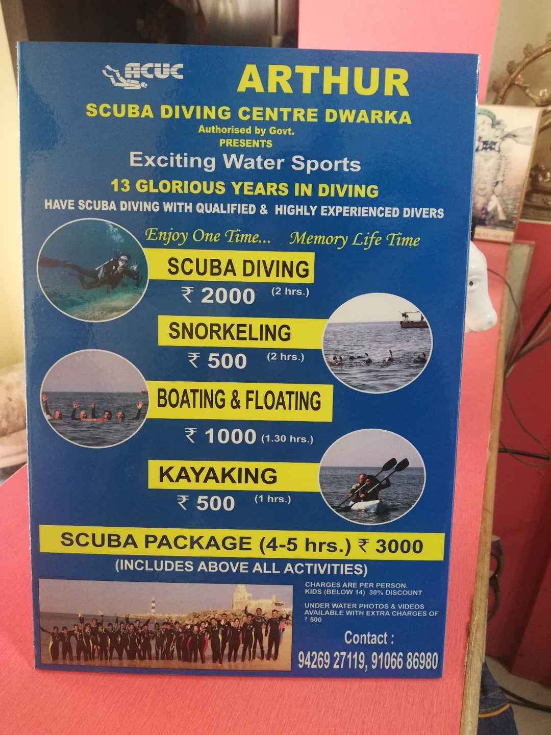 Cheapest Long weekend trip to South Gujarat (only in 5000