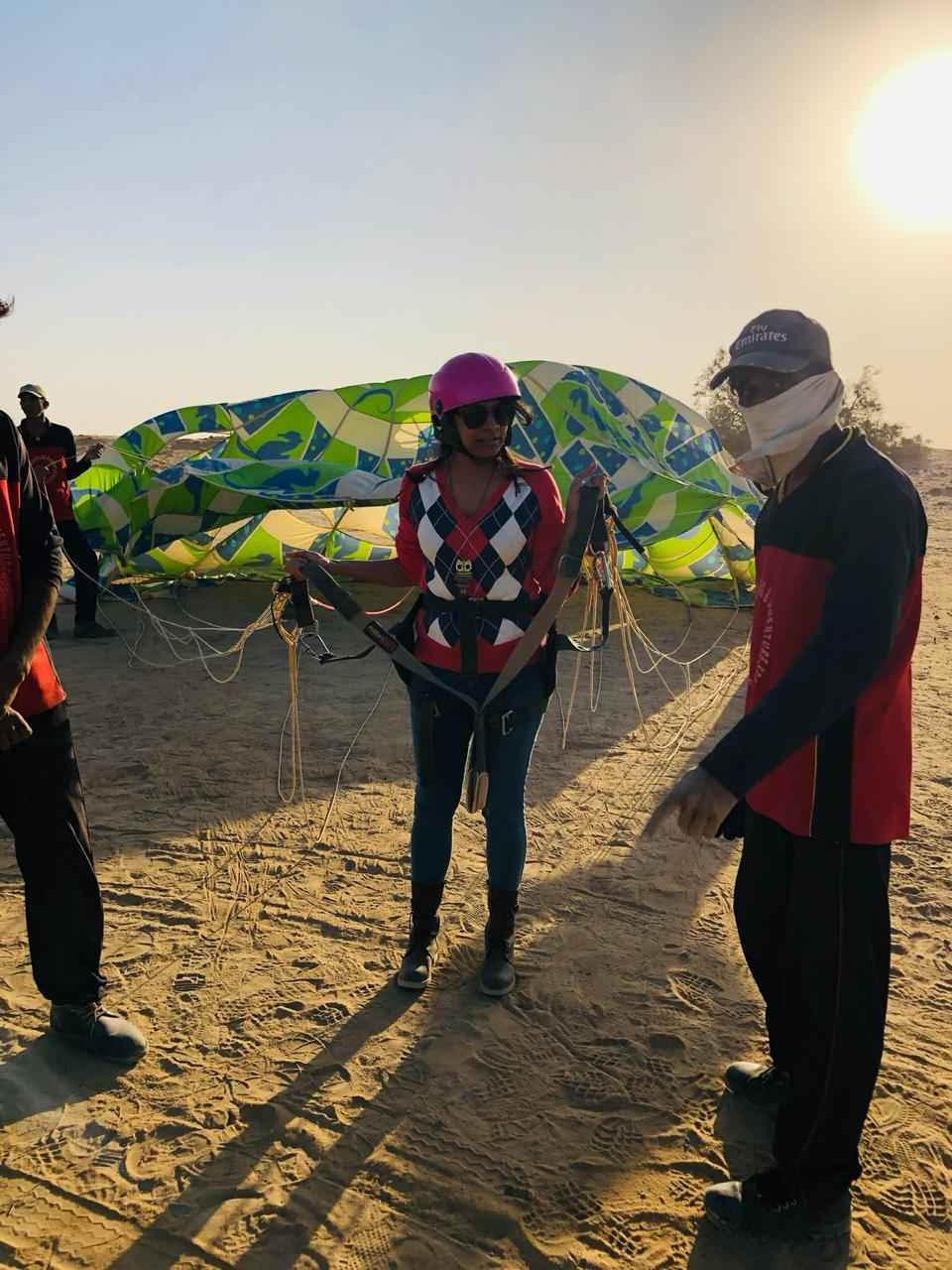 6 Excellent Destinations to Enjoy Parasailing in India