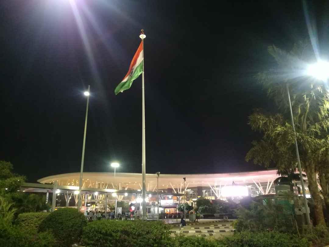 My first flight travel experience #roundtrip #kumbh2019