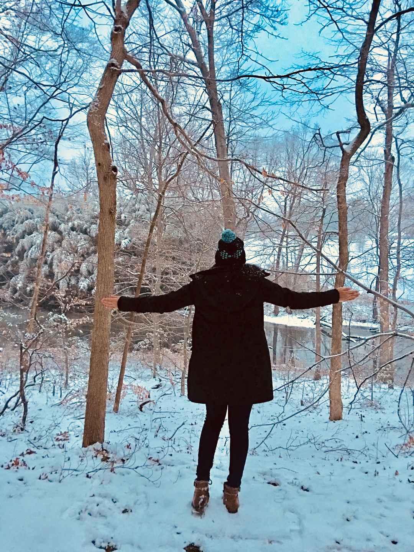 #WinterWonderland in USA - A photo blog