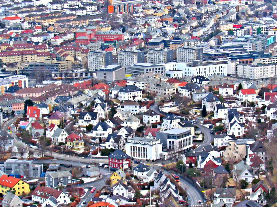 Why are People in Norway so Happy?