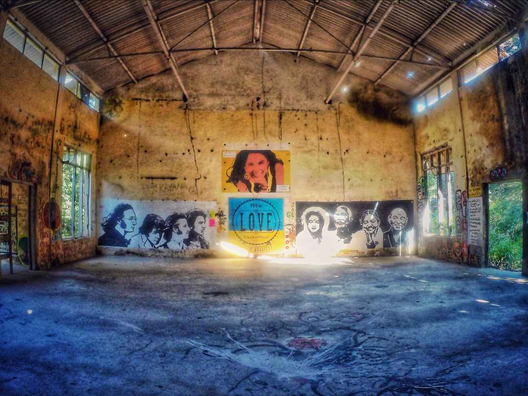 Mysterious Beatles Ashram