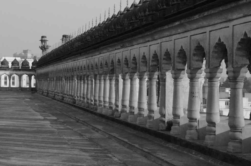 Bara Imambara -भूल भुलैया